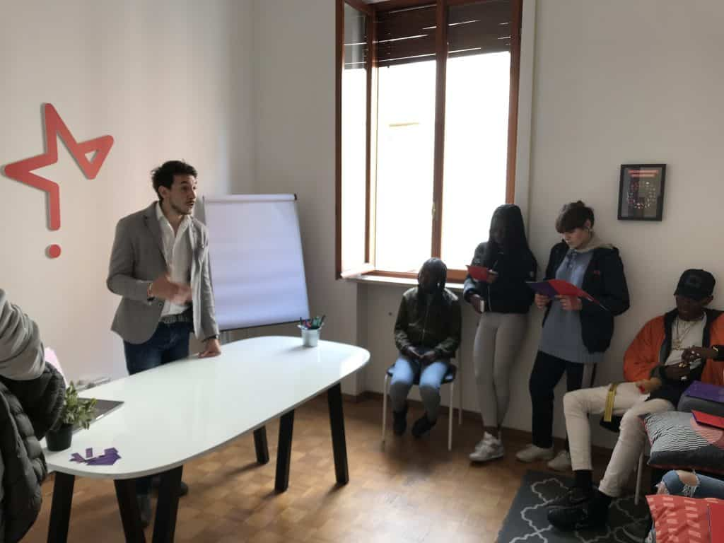 MC Studio visita Casali Piacenza